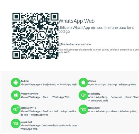 tutorial como usar o whatsapp web tutorial como executar o whatsapp web no microsoft edge