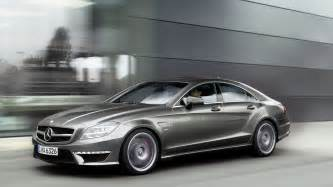 Mercedes Web The New Mercedes Cls 63 Amg