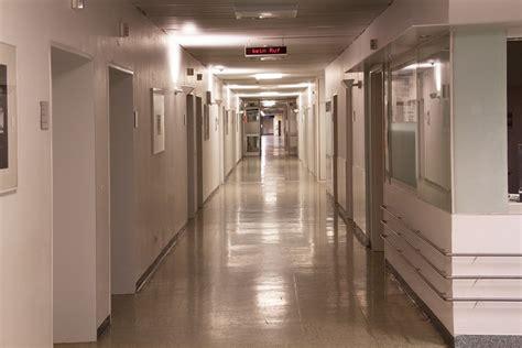 Modern Homes Interiors Kostenloses Foto Krankenhaus Flur Gang Etage
