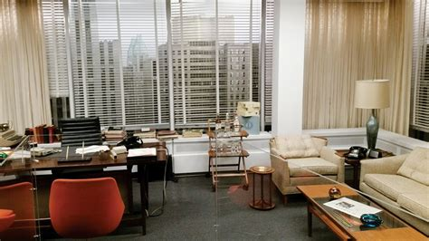 don draper office where fans can see don draper s office hollywood reporter