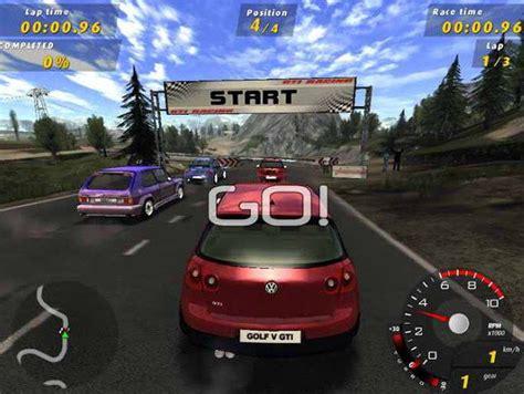 volkswagen gti racing volkswagen gti racing indir vw gti araba yarış oyunu