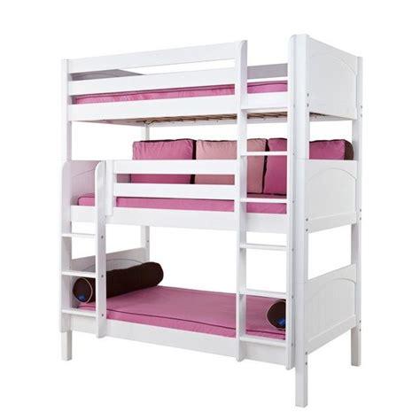 triple bunk beds for kids 11 best kids shared bedroom furniture images on pinterest