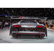 2016 Audi R8 LMS Races Into GT3 With Stiffer Chassis And Extra Safety
