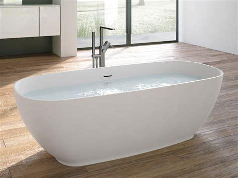 vasca da bagno ovale vasca da bagno centro stanza ovale in tecnoril 174 move
