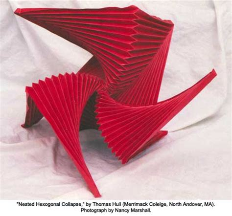 The Mathematics Of Origami - hull the mathematics of origami nested