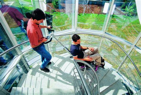 sedia per disabili per salire scale sedia rotelle per salire scale idea di casa