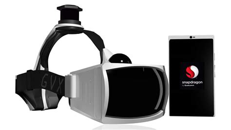 Console Vr Sulon Gvx An Ambitious Ar Vr Hmd Console W 160 Degree Field Of View