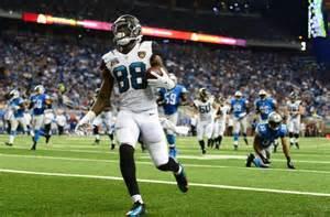 jacksonville jaguars careers jaguars allen hurns opens career with two td catches