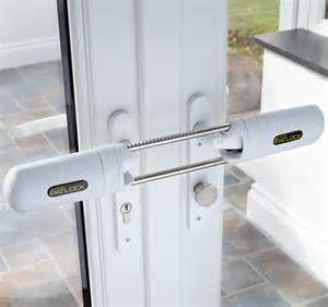 Lock For French Doors - patlock patio conservatory french double door dead lock extra security device ebay