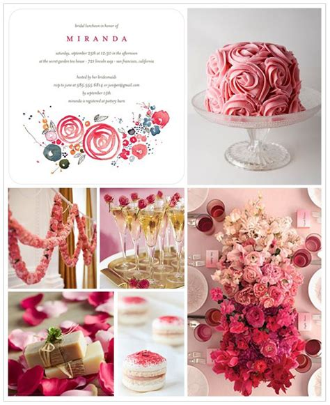 rose themes wedding 25 best ideas about bridal shower corsages on pinterest