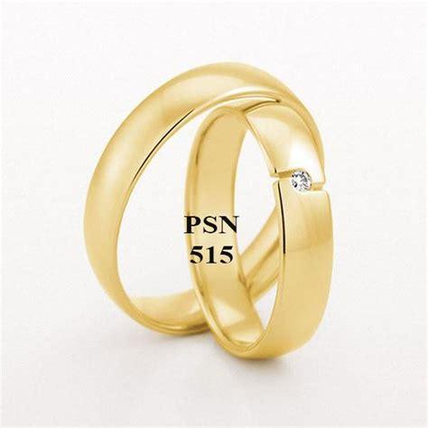 Cincin Kawin Emas Kuning Dan Perak R1723 cincin ekacheria