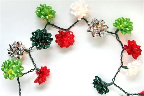 christmas string garland 12 diy garlands that celebrate cheer