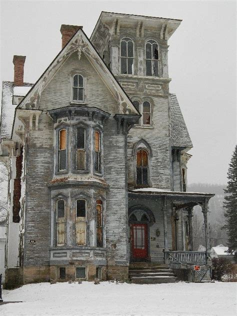 old abandoned buildings abandoned house in coudersport pennsylvania old