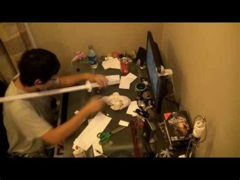 cara membuat pedang mainan dari kardus bekas cara membuat kerajinan tangan dari kardus tempat tidur