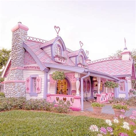 Pink Houses Of by Kaori Likes Things Pink Houses Pink Houses Piiiiiiink
