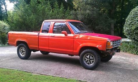 how cars run 1989 ford ranger free book repair manuals find used 1989 ford ranger supercab 4 4 v 6 runs good daily driven in gainesville georgia