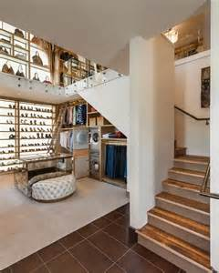 Closet Stories two story walk in closet with built in home office fresh