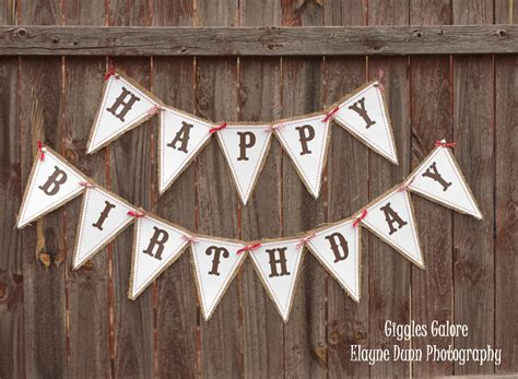 printable cowboy birthday banner classic cowboy party package giveaway