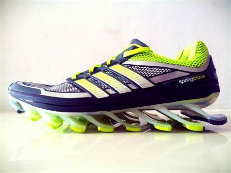 Adidas Original Indonesia adidas springblade made in indonesia 100 original