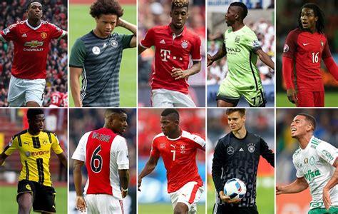 las imagenes mas emotivas del futbol los 20 jugadores menores de 21 a 241 os m 225 s valiosos del mundo