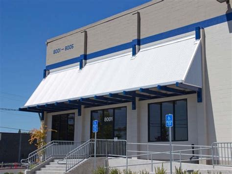 portland awning large commercial corrugated metal awnings in tigard or yelp