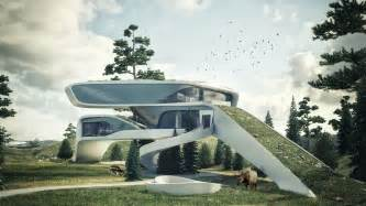 futuristic homes cgarchitect professional 3d architectural visualization