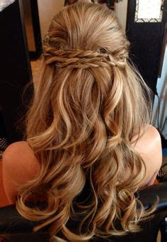 Hump Days Hair Days With Krista Megs Make Up Reviews by Prom Half Up Half Hair Hairstyles