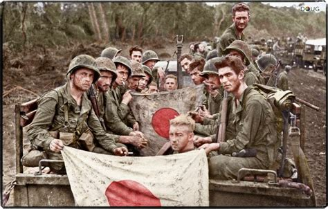 world war ii in color 50 breathtaking wwii colorized photos look like they were