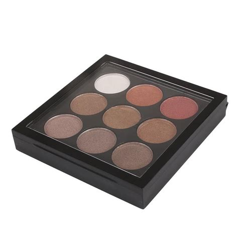 matte eyeshadow palette professional 9 colors matte pigment eyeshadow palette