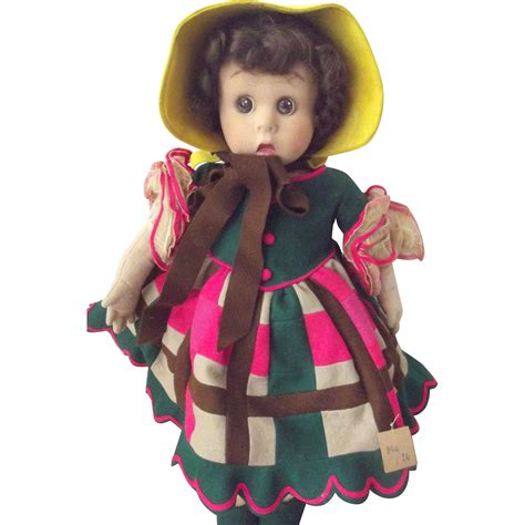 lenci doll lenci doll from 1940 s from here to ruby