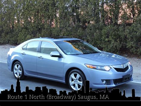 2009 acura tsx navigation system used 2009 acura tsx 2 0t premium plus at auto house usa saugus