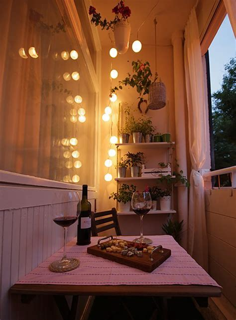 cozy  romantic balcony ideas house design  decor