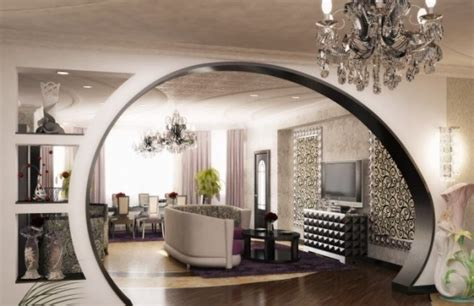 decoration des maisons marocaine d 233 coration salons marocains et plafond pl 226 tre pour maison