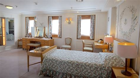 yacht britannia look inside the royal yacht britannia youtube