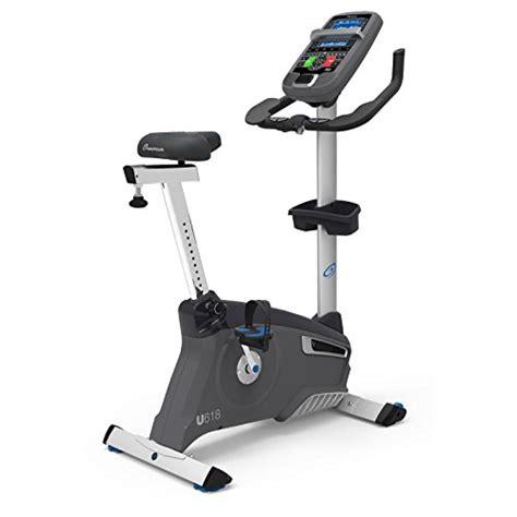 reclining exercise bike vs upright nautilus 618 upright exercise bike exercise bike reviews