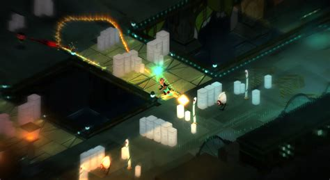 transistor ps4 ending transistor ps4 review the touching tale of a and sword usgamer