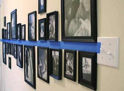 what to use instead of nails to hang pictures a way to hang pictures on a wall also has a