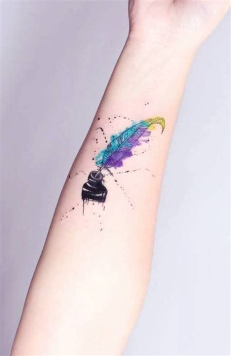 81 latest watercolor tattoos designs mens craze