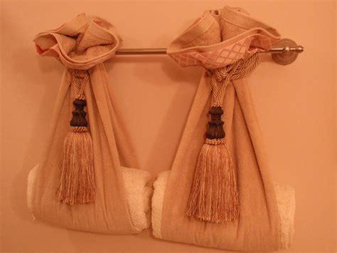 bathroom towel hanging ideas diy by design towel display