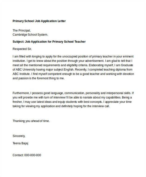 application letter as a class 40 application letters format free premium templates