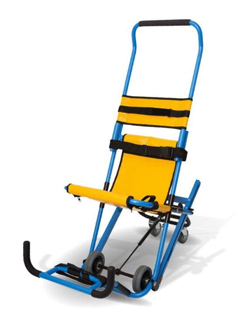 evacchair stairway evacuation chair lighthouse medical supplies  bermuda