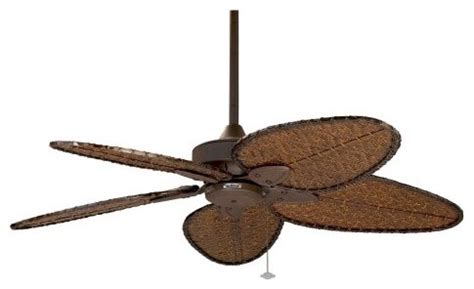 tropical indoor ceiling fans with lights fanimation fp7500rs windpointe 52 in indoor outdoor