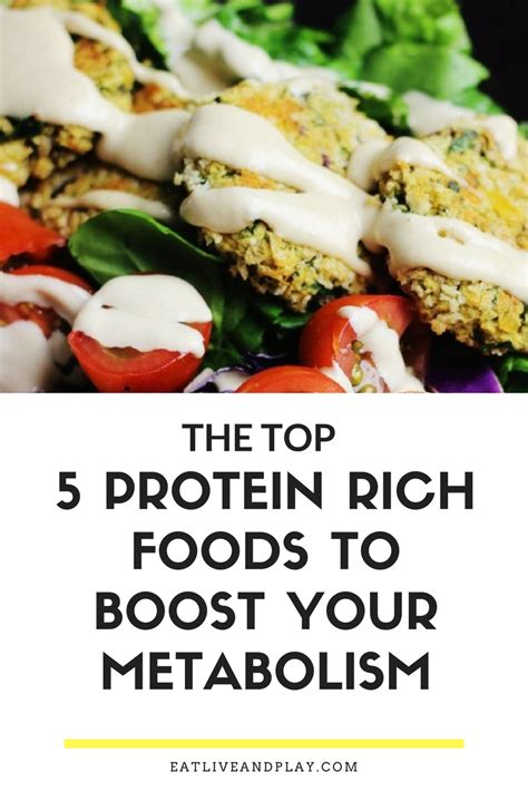 5 protein foods the 5 top protein rich foods to boost your metabolism