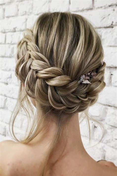 prom hairstyles for medium length hair with braids 25 best ideas about hair on pinterest hair styles hair