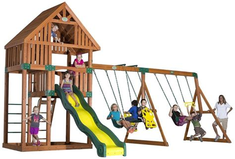 swing sets for older children the best swing sets for older kids