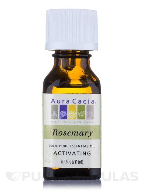 Rosemary Essential 5 Ml rosemary essential rosemarinus officinalis 0 5 fl oz 15 ml