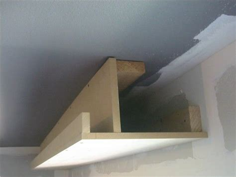 how to build a recessed ceiling soffit with rope lighting search htpc