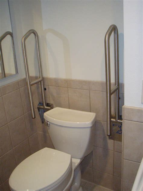 handicap bars for bathrooms handicap grab bars for toilets floor mounted handicap