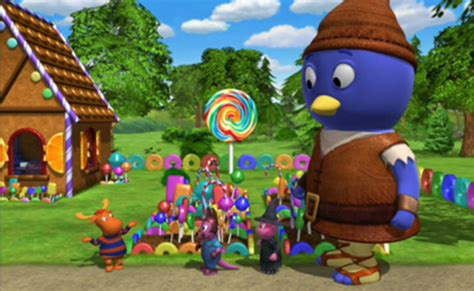 Backyardigans The Masked Retriever The Backyardigans Season 3 Episode 18 Sidereel