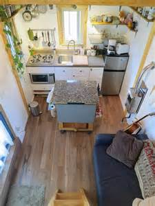 Tiny Home Interior by Vagabode Tiny House Swoon